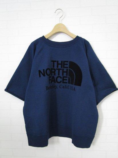 THE NORTH FACE - ロゴプリントクルーネックスウェット