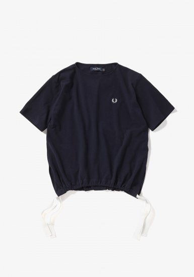 FRED PERRY - 鹿の子Tシャツ