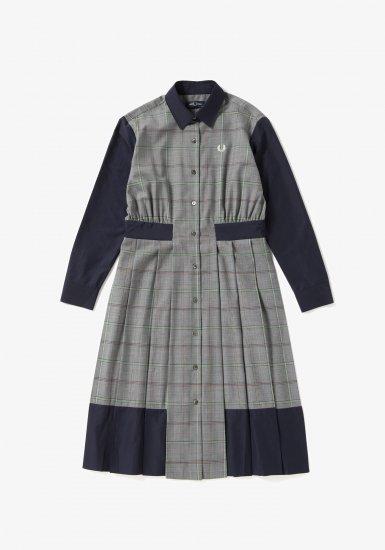 FRED PERRY - スポーツシャツドレス