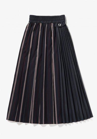 FRED PERRY - パネルストライプスカート
