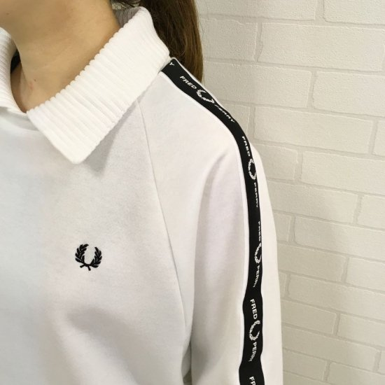 FRED PERRY - サイドテープスェット