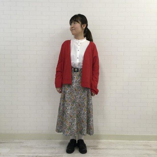 PONT DE CHALONS - 透かし編みのリラックスカーディガン