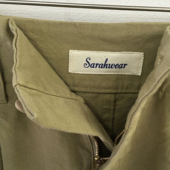 SARAHWEAR - 製品染め セミタイトスカート