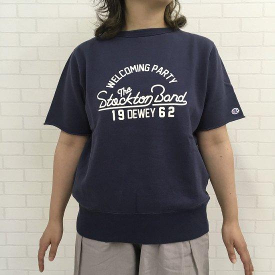 Champion - ショートスリーブスウェットシャツ (CW-M013)