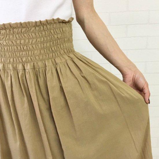 SARAHWEAR - シャーリング スカート