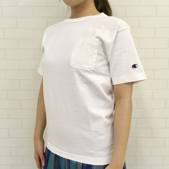 Champion - T1011 Heavy Weight Pocket T-Shirt (C5-B303) セット割対象品