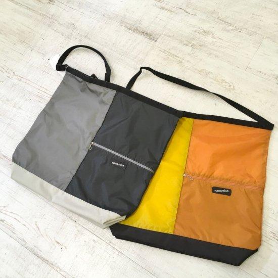 nanamica - ナナミカ ユーティリティーショルダーバッグ Lサイズ(SUOF997) 正規取扱品
