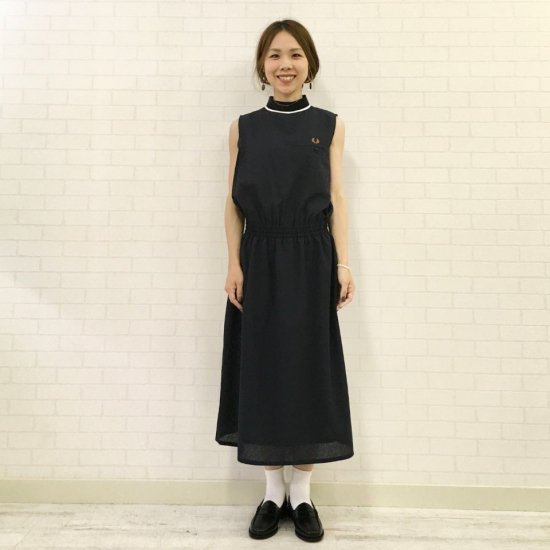 FRED PERRY - SLEEVELESS DRESS(F8573)