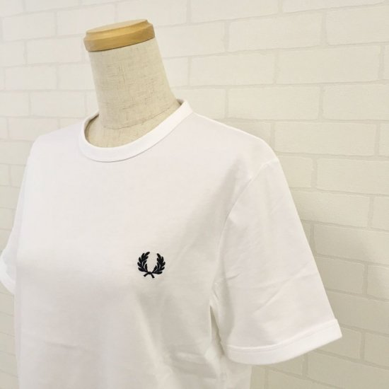 FRED PERRY - RINGER T-SHIRT(M3519)