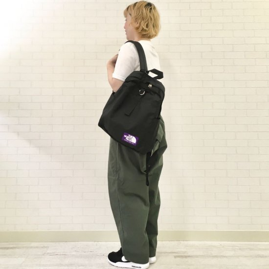 THE NORTH FACE PURPLE LABEL - BOOK RAC PACK スブックラックパック(NN7753N) 正規取扱品