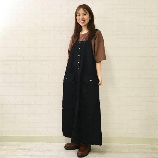 SARAHWEAR - DENIM ジャンパースカート(C4209)