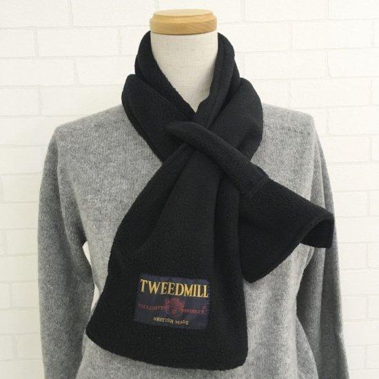 TWEED MILL - TWEEDMILL Fleece Muffler フリース マフラー (正規取扱商品)