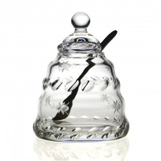【BUZZY】Honey Jar with Spoon 4½