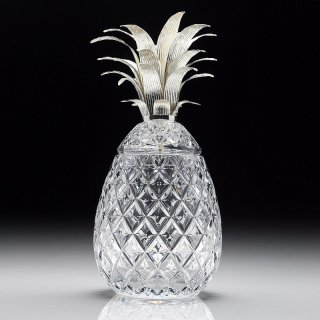 【ISADRA】Pineapple Centrepiece - Silver (S size) 11