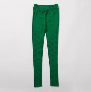 《国際ヨガの日SALE対象》【85%OFF】seamless pants_green