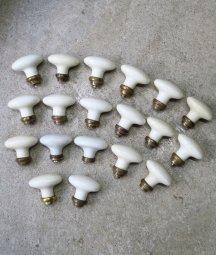 白磁のドアノブ[AY]