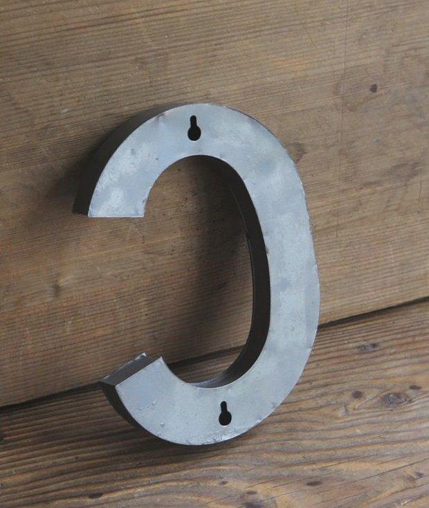 メタルアルファベット 【 C 】[LY]