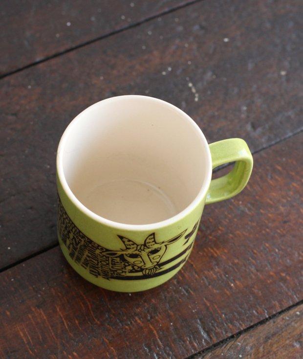 HORNSEA マグカップ