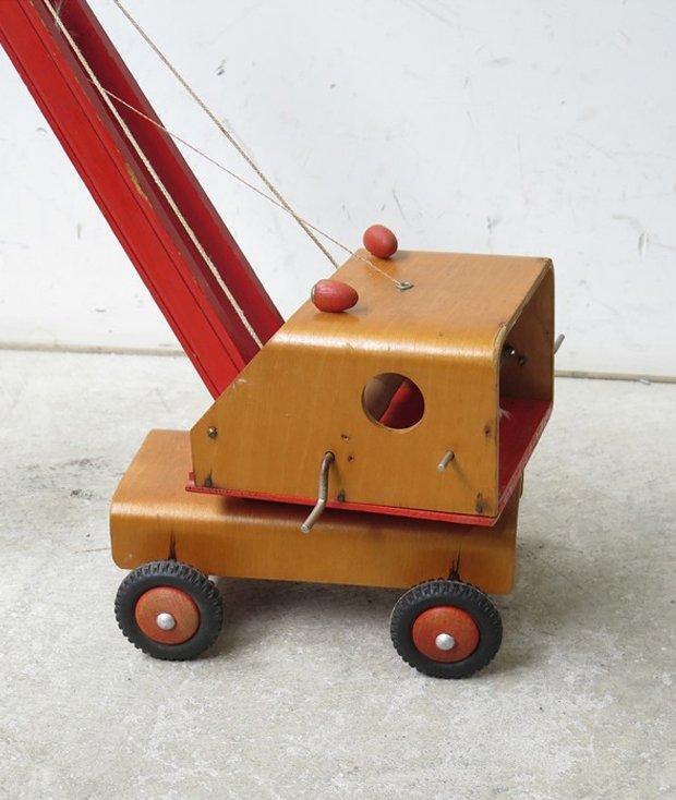おもちゃのトラック[LY]