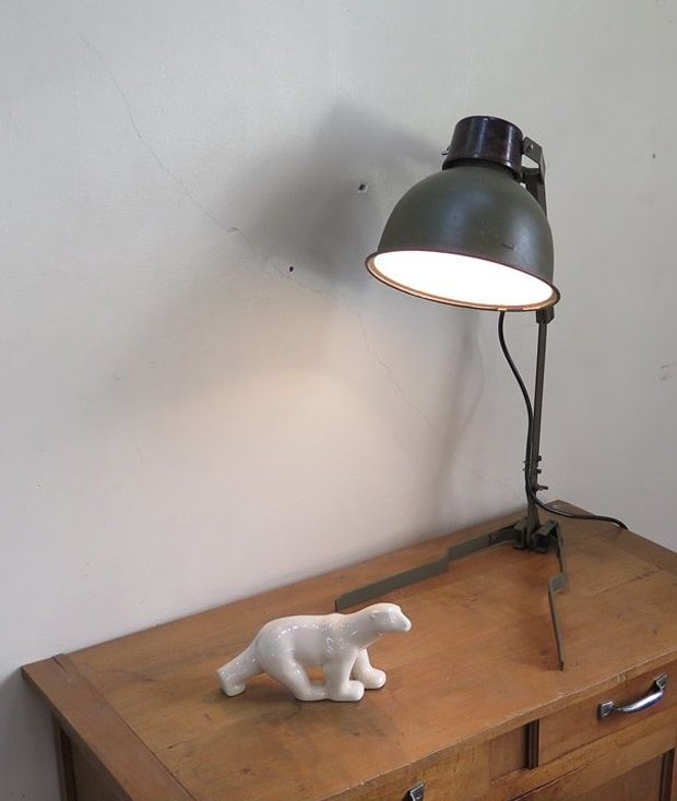 Folding Army Lamp [LY]