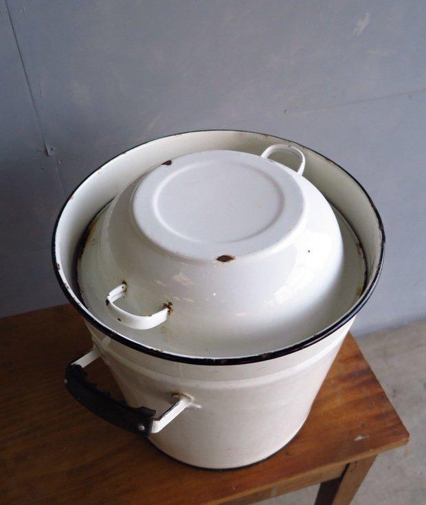 ホーロー缶[LY]