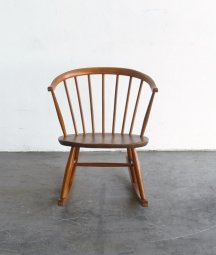 ERCOL スモーカーズロッキングチェア[DY]