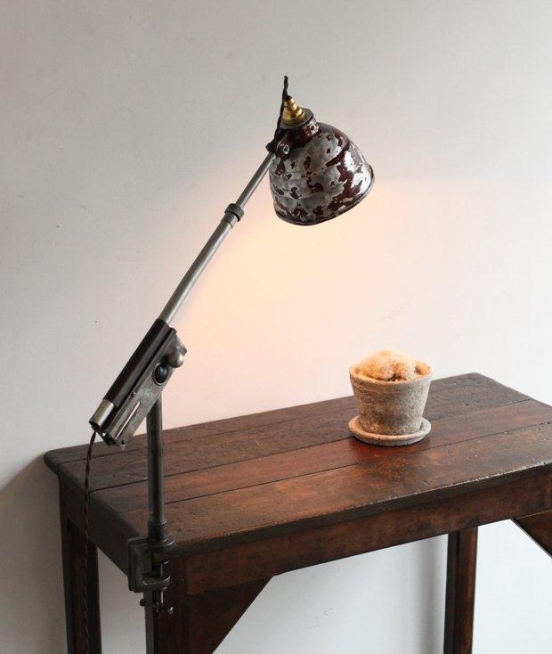 SOLR clamp lamp[AY]