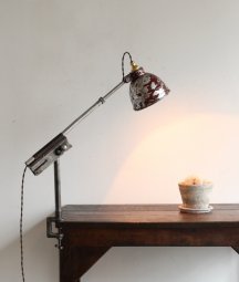 SOLR clamp lamp[AY]