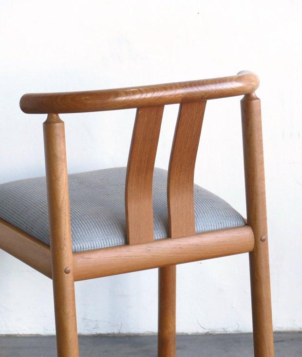 wood chair / Hans J Frydendal[DY]