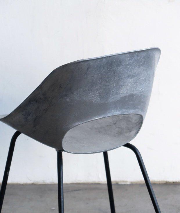 pierre guariche tulip chair antiques repair eel