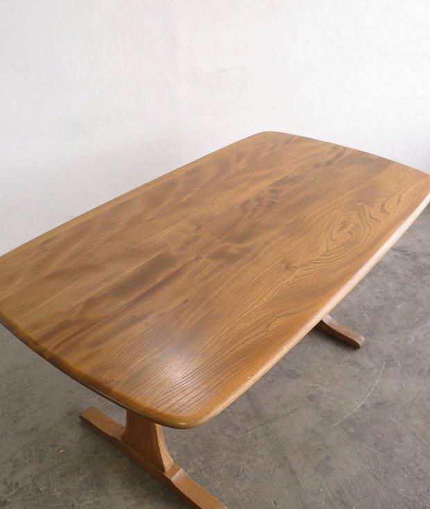 ERCOL ダイニングテーブル[LY]