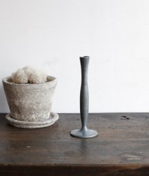 pewter flower vase[LY]