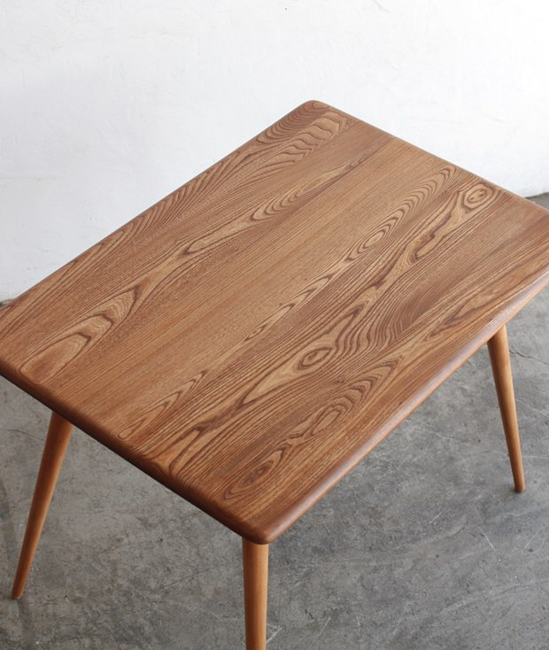 ERCOL マガジンラック付きテーブル[LY]