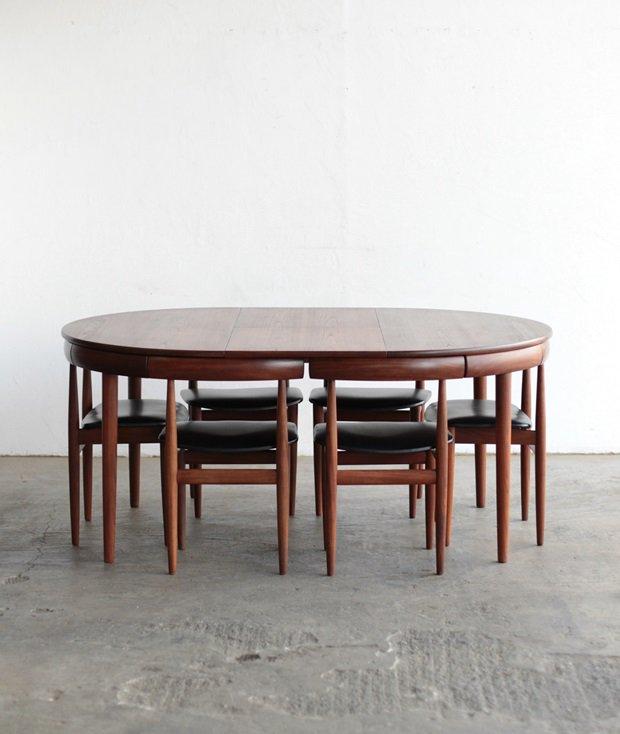 Dining set / Hans Olsen[AY]
