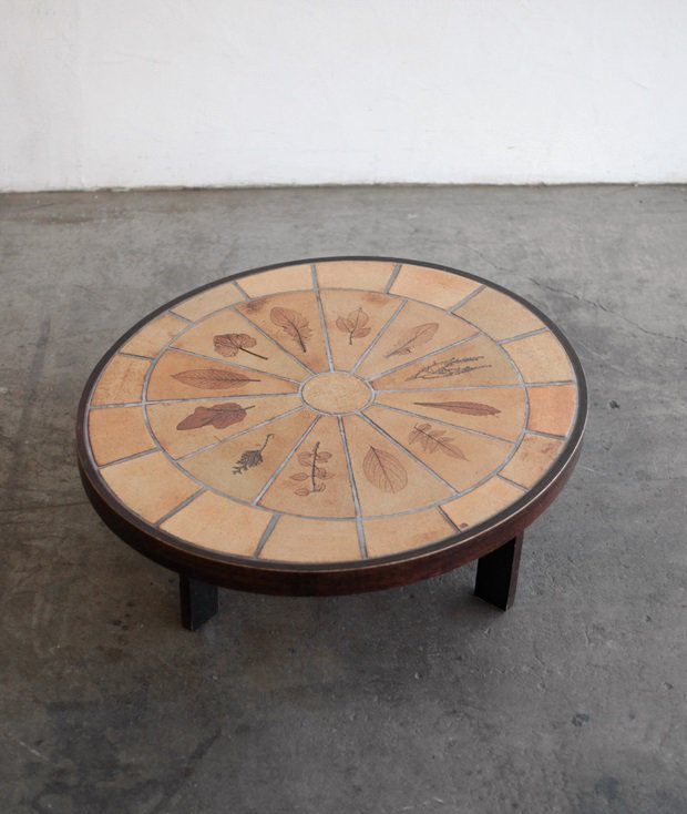 Roger Capron / coffee table[LY]