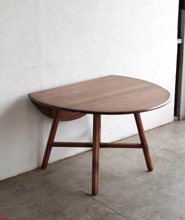 ERCOL オールドコロニアル ドロップリーフテーブル[LY]