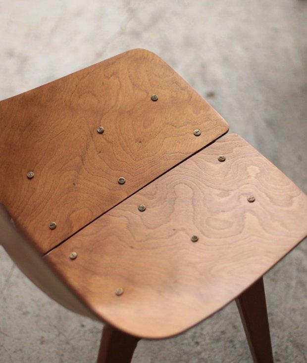 Pierre Guariche / Tonneau chair