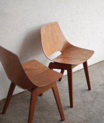 Pierre Guariche / Tonneau chair