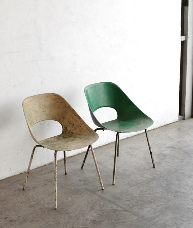 Pierre Guariche / Tulip chair[AY]