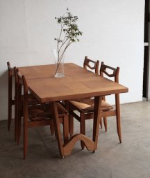 Guillerme & Chambron / dining table[DY]