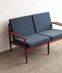 2seater sofa / Arne vodder[DY]