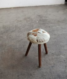 cow hide stool[LY]