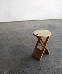 Roger tallon / folding stool[AY]