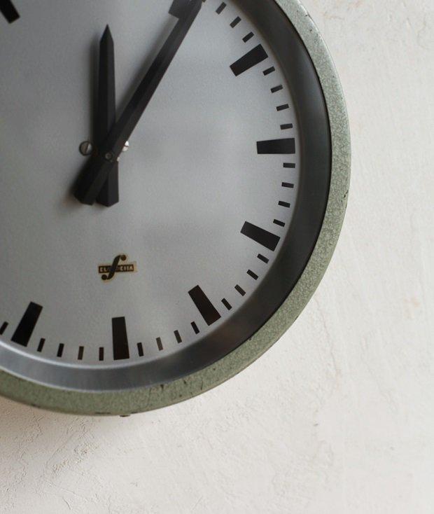 elfema 掛時計[LY]