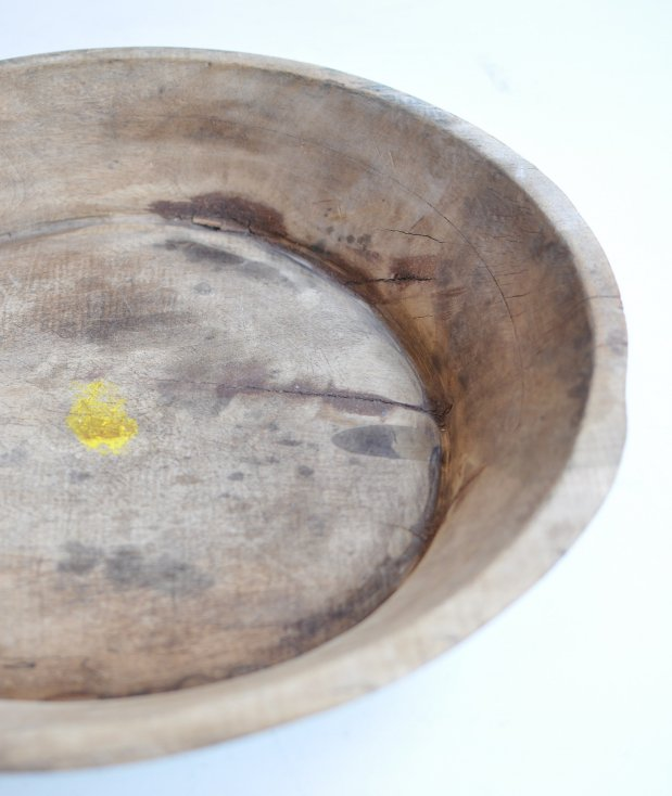 wood bowl[LY]
