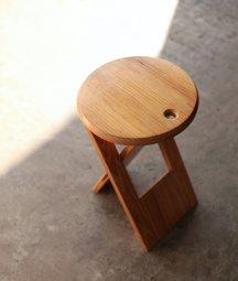 folding stool / Roger tallon[AY]