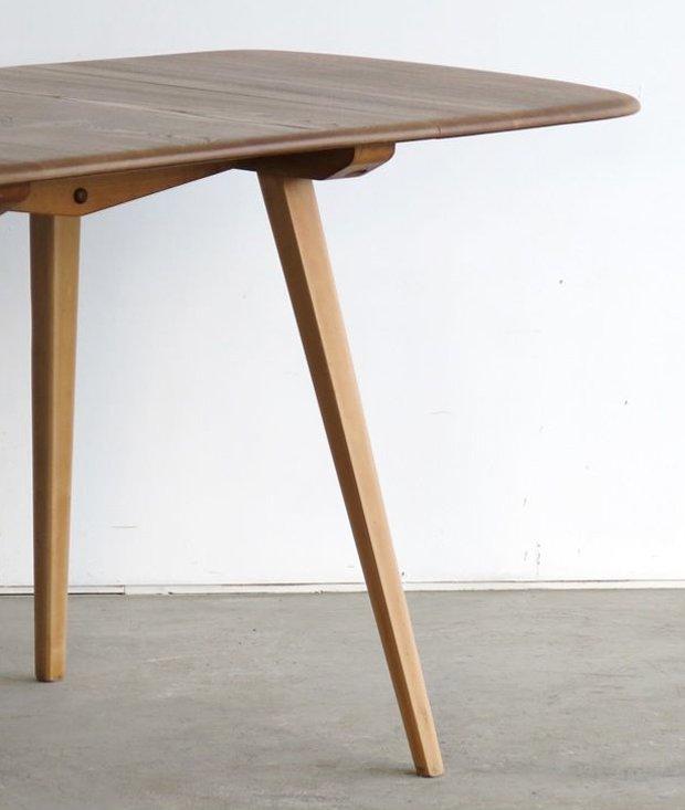ERCOL ドロップリーフスモールテーブル[LY]