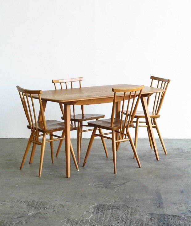 ERCOL レフェクトリーテーブル[LY]