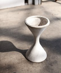 planter pot / Willy Guhl[DY]