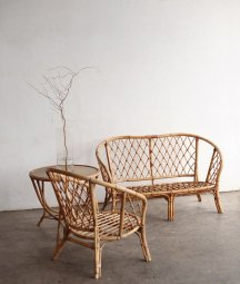 rattan chair[AY]